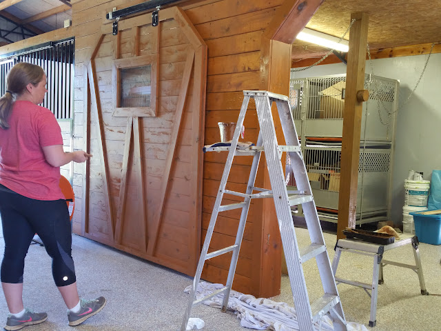 Work on Halfway House Continues