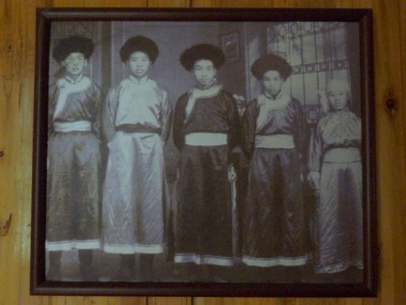 CHINE.YUNNAN.KUN MING Village des minorités 2 - P1270618.JPG