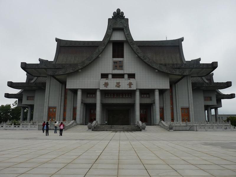 Le temple Fondation Tzu Chi
