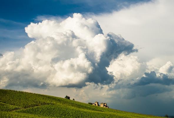 Il castello sotto la nuvola di wam1975
