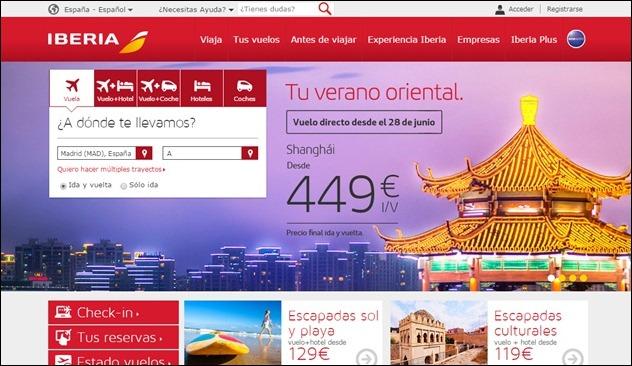 Abrir mi cuenta Iberia