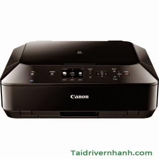 Download driver máy in Canon PIXMA MG5450 – cách sửa lỗi không in