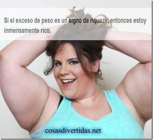 humor frases  mujeres grodas gordas  (3)