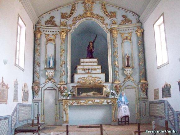 Igreja do Carmo, interno - Alcantara, Maranhao, foto: Fernando Cunha/Panoramio