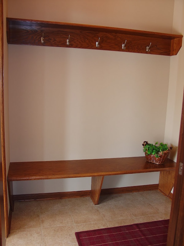 1003 Edgewater bench