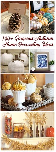 100 Autumn Decorating Ideas 100 Gorgeous Home Decorating Ideas