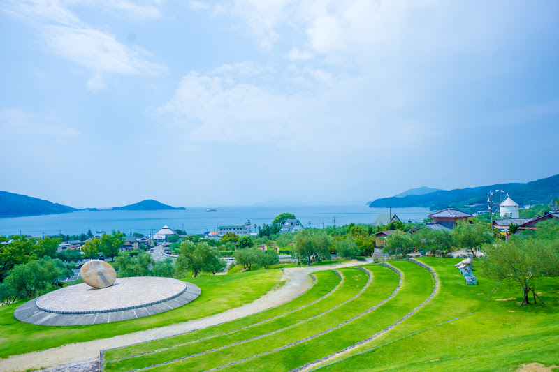 Shodoshima Olive Park, An impressive monument 4