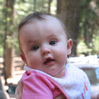 August 2007 and Emily's First Camping Trip