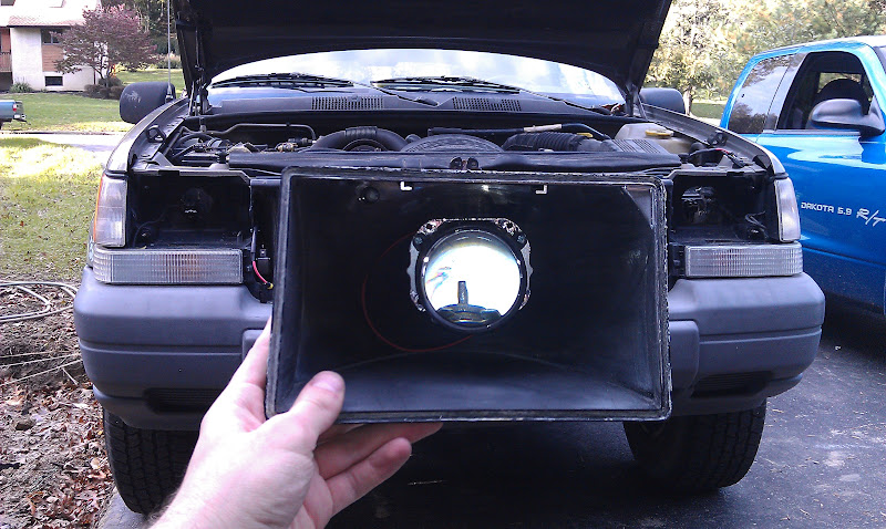 My 1996 Jeep Grand Cherokee Zj Mh1 Projector Amp Hid