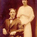 Mary Amanda and Jesse Leonadist Gleaves.  Jesse was the oldest son of Wesley Leonadist  Gleaves.