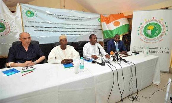 Lutte contre l'extrémisme violent: ouverture d'un atelier à Niamey sur la contribution des médias