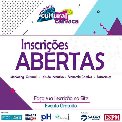 Seminário Cultura Carioca 2018