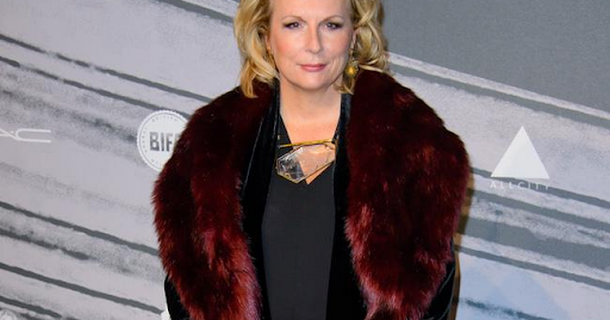 Jennifer Saunders thinks comedy is harder