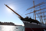 The sailing ship from the BECKS commercial ;) (© 2010 Bernd Neeser)