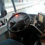het dashboard de vdl ambassador bus 8280