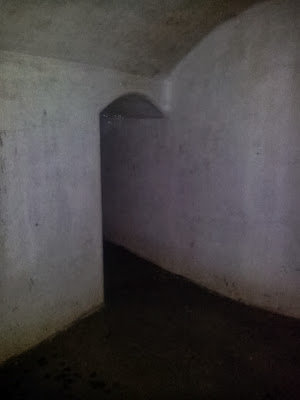 im Inneren von Bunker #2