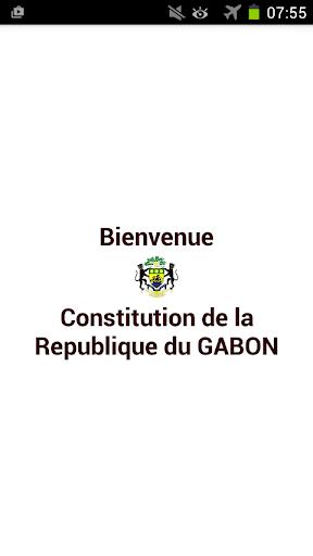 Constitution du Gabon