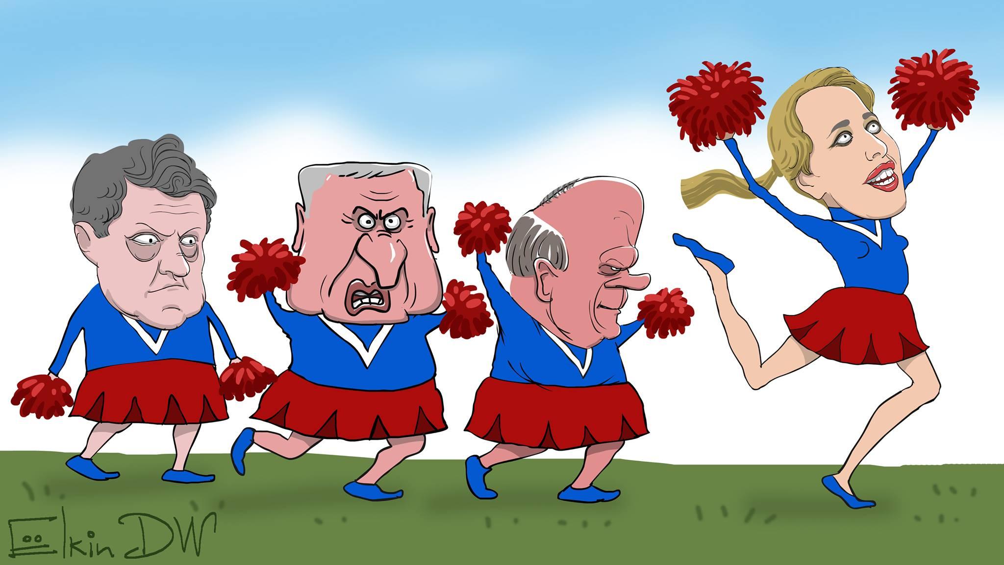 Выдвижение Ксении Собчак впрезиденты РФ, Жириновский называет «опасным»