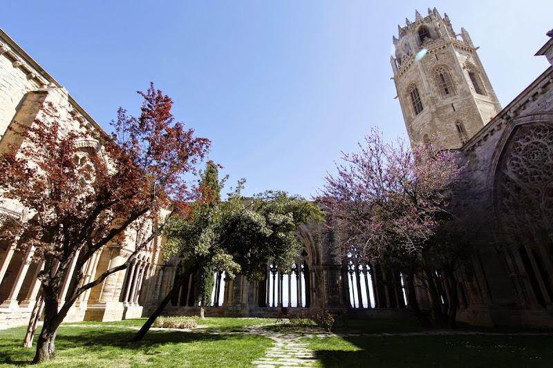 Claustro de la Seu Vella (Lleida)