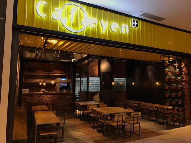 Aeril Zafrel to Make Special Appearance at Cafaeyen  IOI City Mall Putrajaya (1)