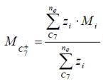 caracterización de la fracción pesada Mc7+
