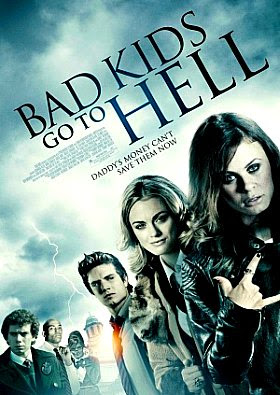 Filme Poster Bad Kids Go to Hell DVDRip XviD & RMVB Legendado