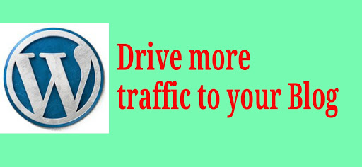 Drive more traffic to newly started blog