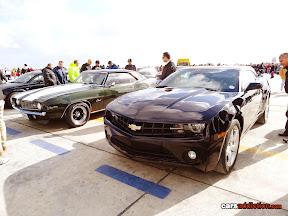 Chevrolet Camaro new vs old