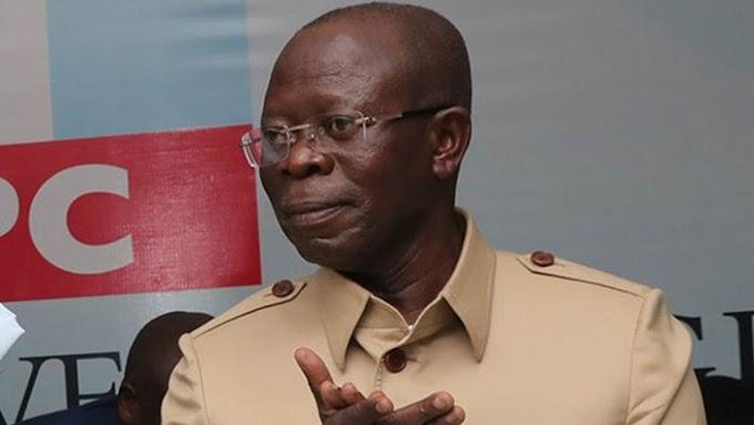 Politically, Saraki Is Finished – Oshiomhole