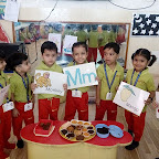 Introduction of Letter M (Nursery) 17.10.16