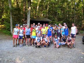 Pre Run Photo: 40+ cool people