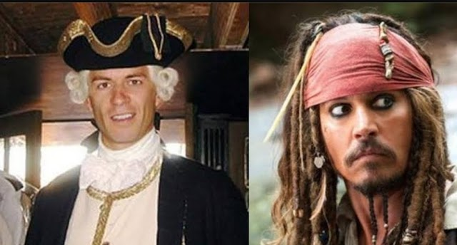 Colega de Piratas do Caribe defende Johnny Depp contra declarações de Amber Heard