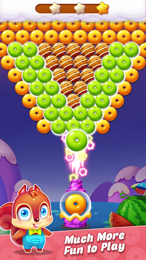 Bubble Shooter Cookie apkmr screenshots 2