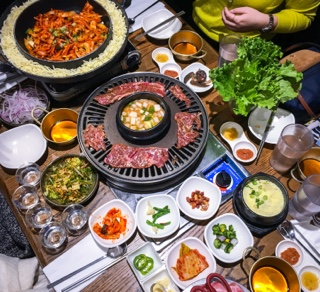 Kobi Korean BBQ Thornhill