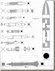 2 Missiles - 1-24th Scale - 1