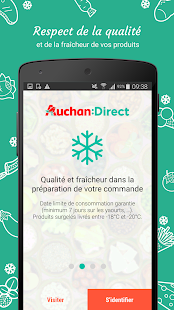 Auchan:Direct Capture d'écran