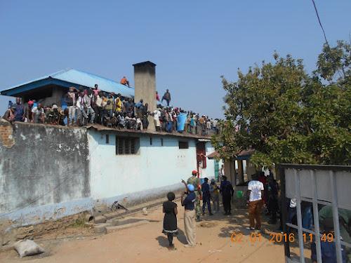 Bunia : 19 prisonniers en détention irrégulière libérés