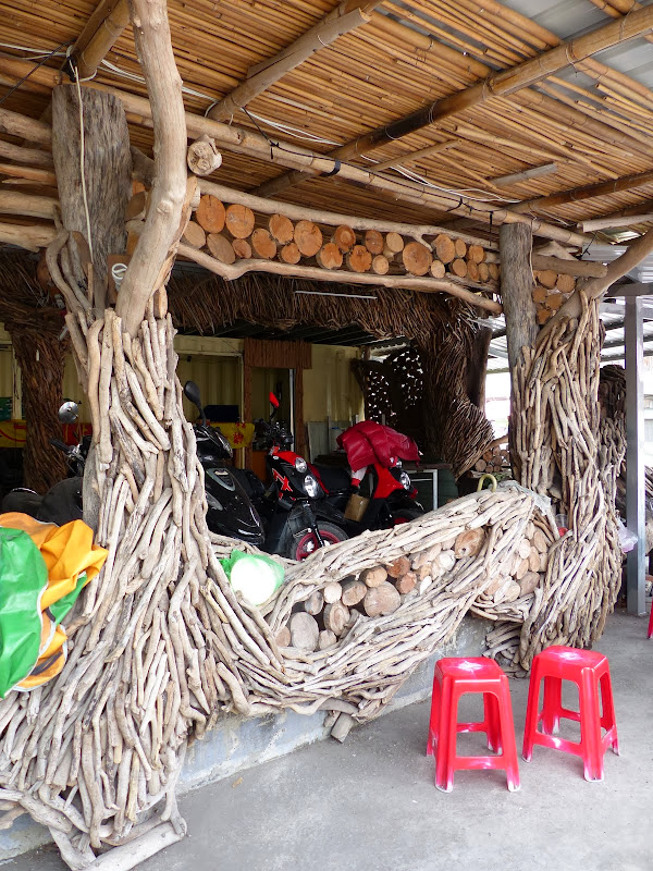 Fang Liao Artist village F 3 ( Pingtung county) et Village cultural a Pingtung city - P1030555.JPG