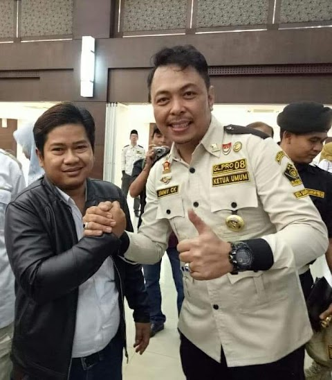 Jimmy Ketum GL-Pro Berikan Dukungan Calon Gubernur DKI Jakarta:Saya Dukung 1000% Kang Kendar Maju Jadi Kuwu Desa Walet Asem