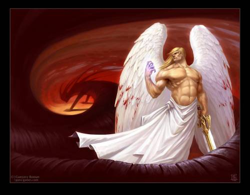 Angel And Red Storm, Angels 2