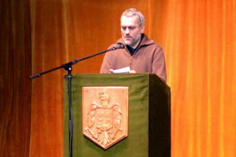 050 Avva Justin Parvu si Sfintii inchisorilor (Teatrul Luceafarul, Iasi, 2014.03.19)