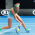 Victoria Azarenka in action at the 2016 Australian Open