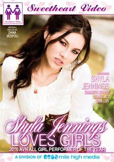 Shyla Jennings Loves Girls