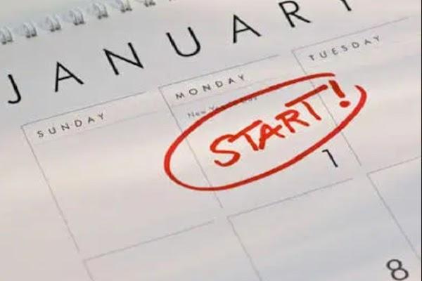 Resolusi Tahun Baru Anda Selalu Gagal? Ini Penyebabnya