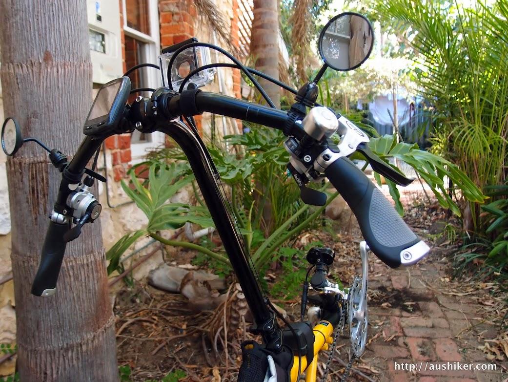 Cycle-Star E for E-Bikes Müller Mirror long stem Busch
