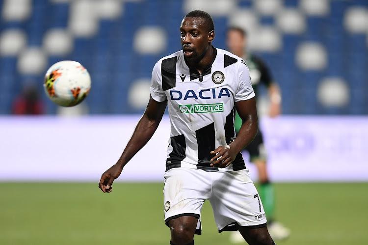 Okaka et Nuytinck offrent un point à l'Udinese sur la pelouse de Parme