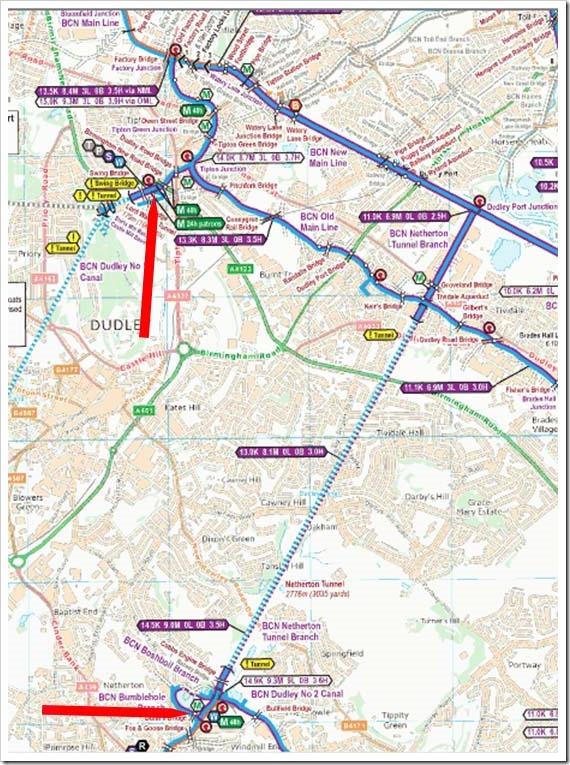 Tipton Map
