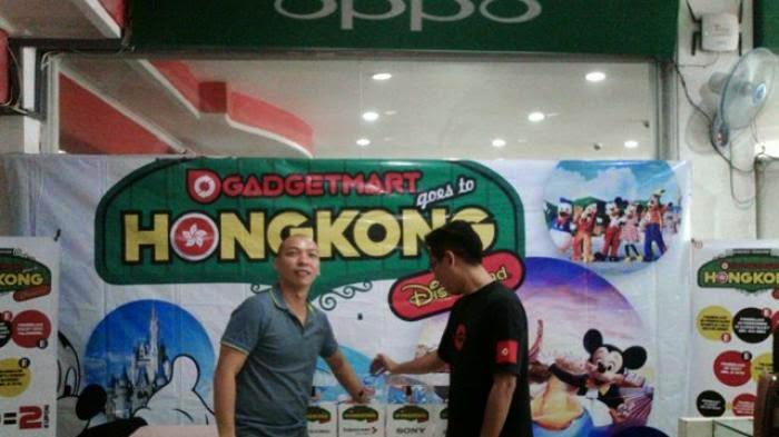 Belanja di GadgetMart Bisa Wisata Empat Hari ke Hongkong
