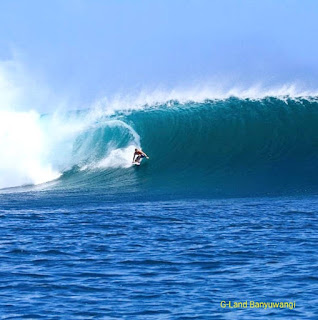 G land spot surfing