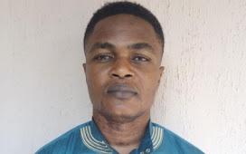 Fleeing Ponzi Scheme Leader, Omotade Spark, Daddy Ink, Arrested by the EFCC